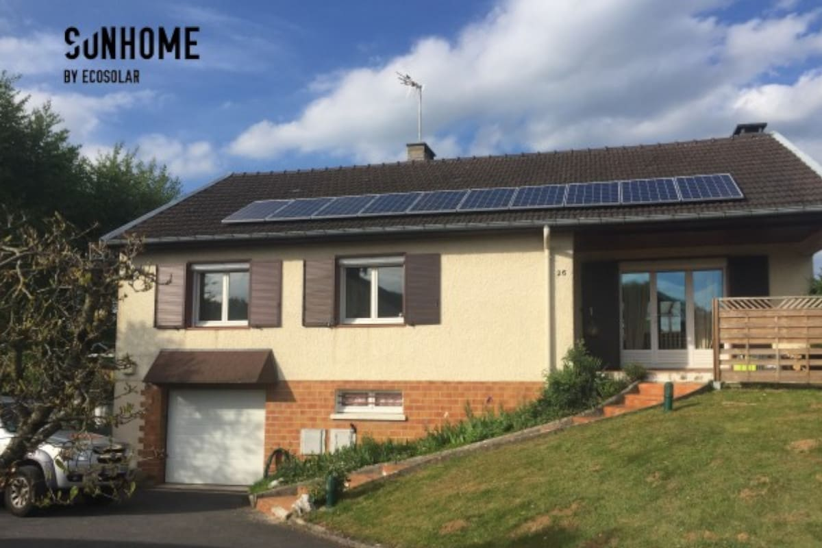 installation panneaux solaires ecosolar