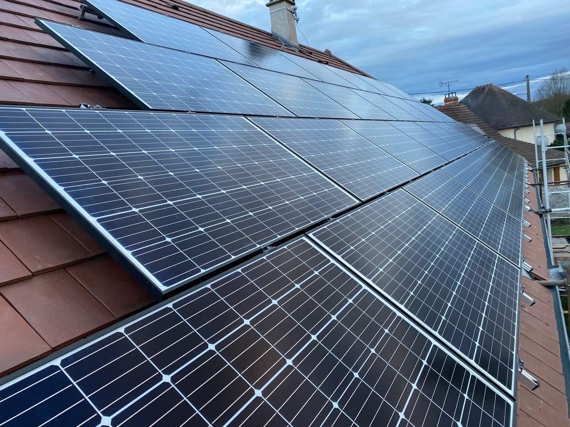 Panneau solaire EI Castellanos