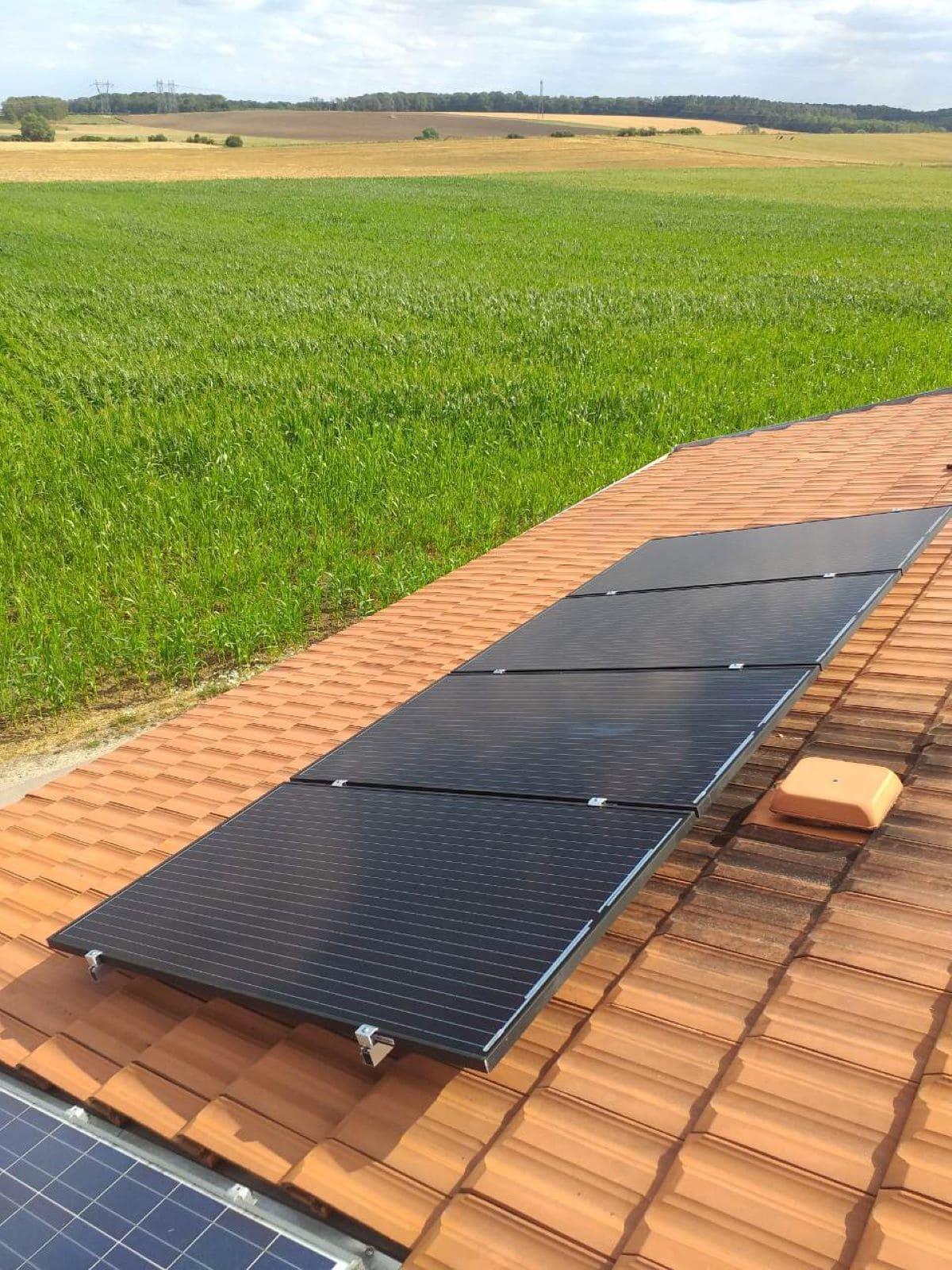 Panneaux solaires Enerj'z