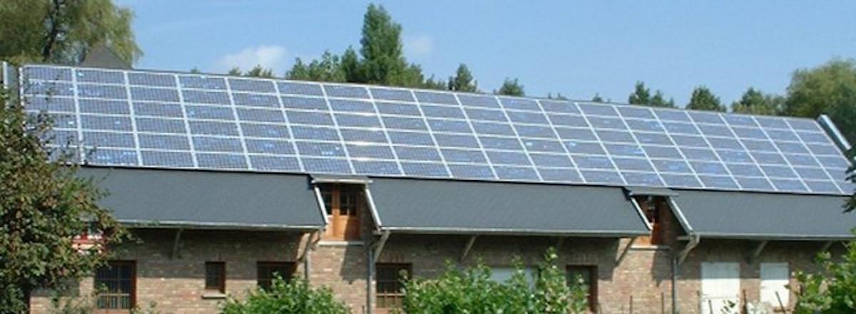 panneau solaire ERM Electronique