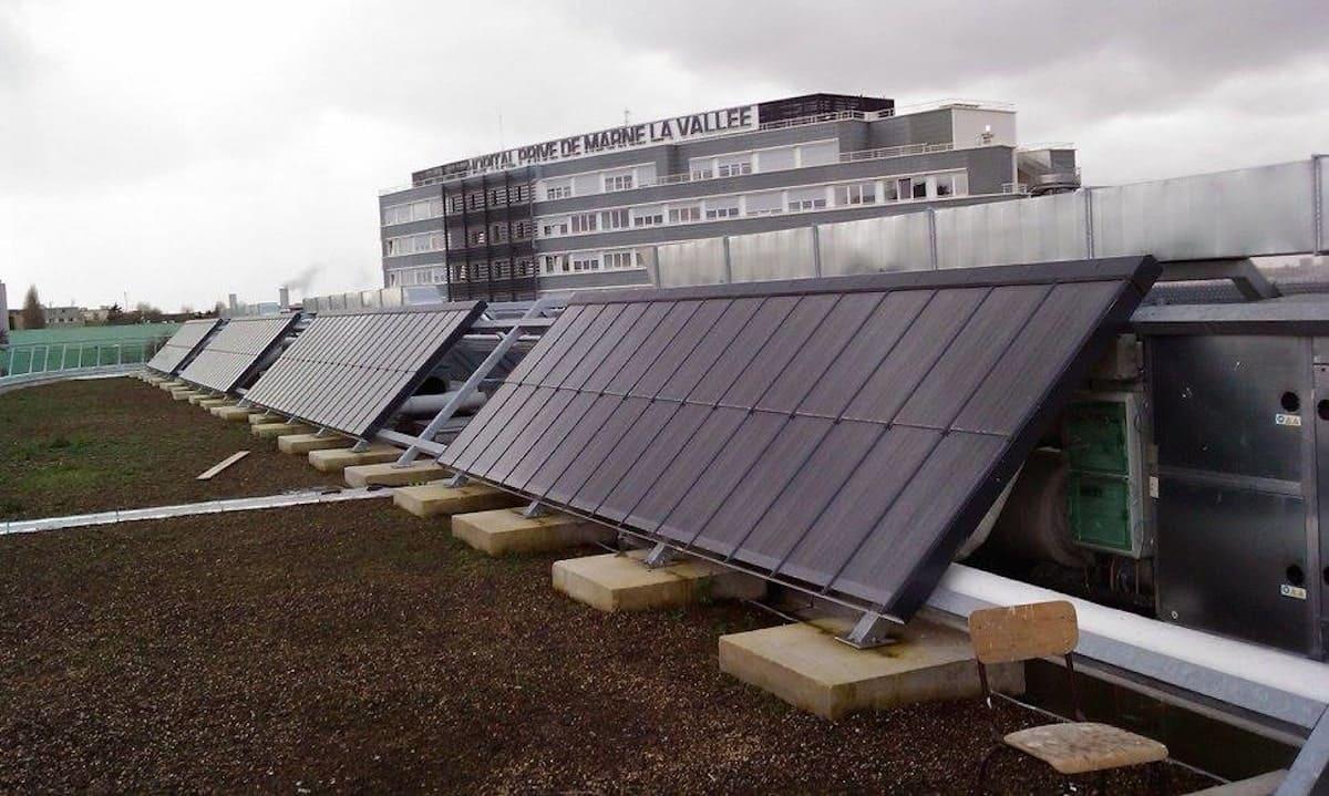 Panneau solaire ESSM