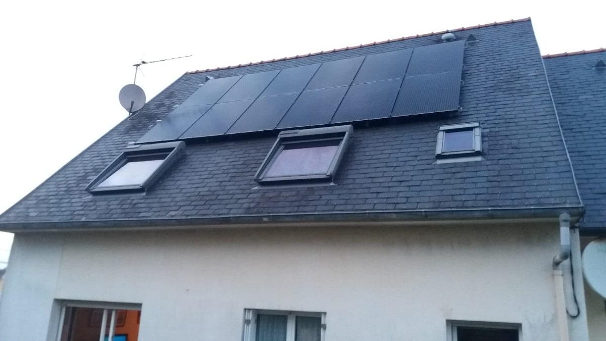 Panneau solaire Homelog