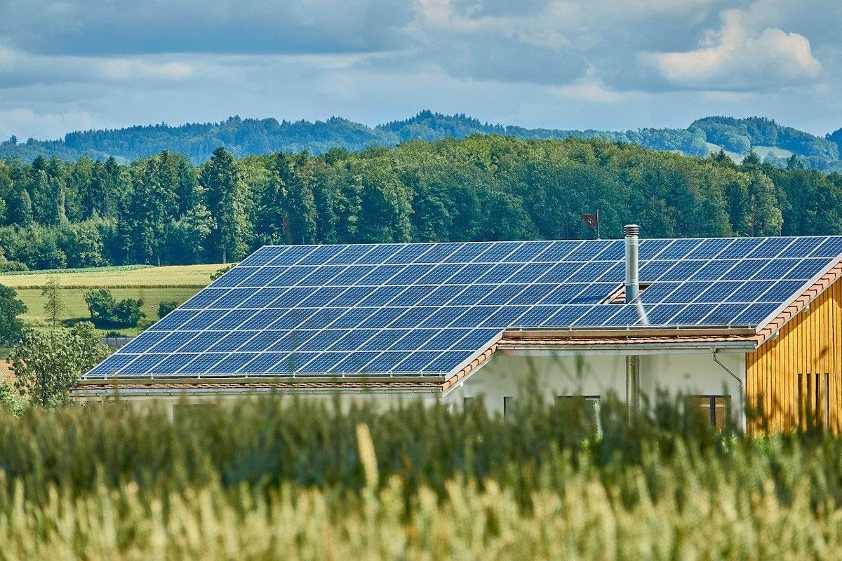 Installation panneau solaire Longagne