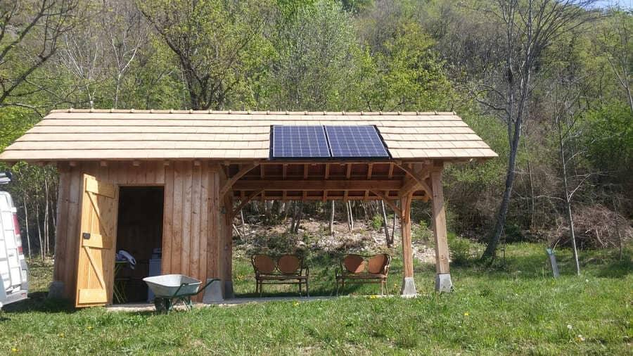 Panneau solaire OFG Électricité