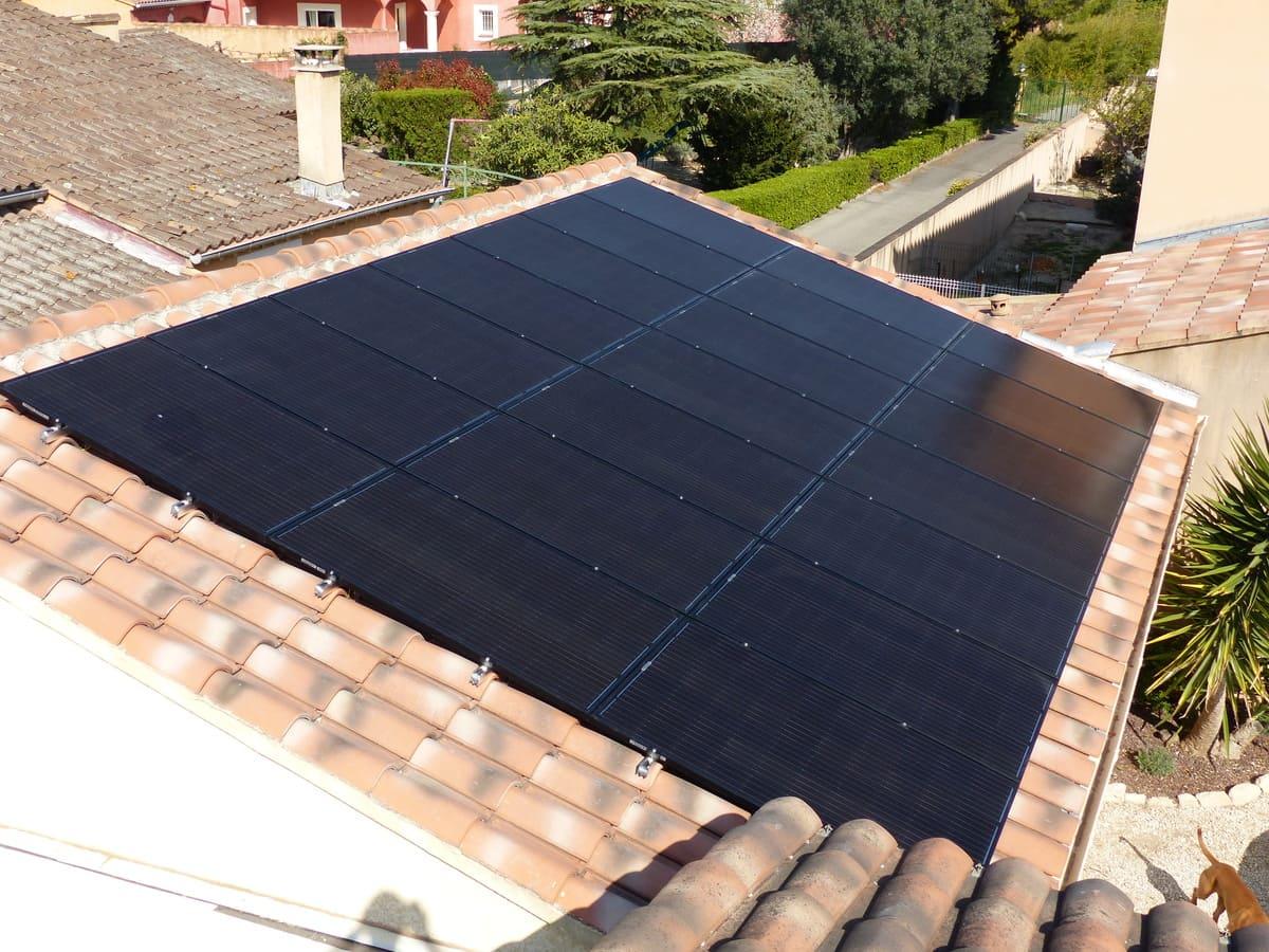 Panneau solaire Open Domotique