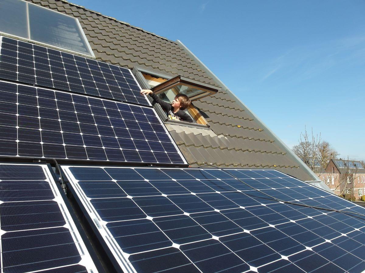 Panneaux solaires photovoltaïques Direct ENR