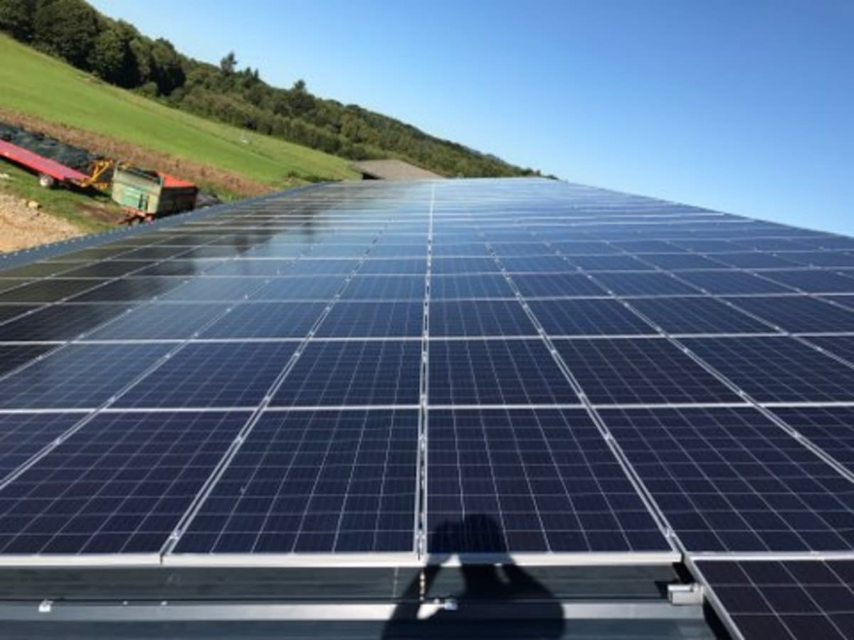 Panneau solaire Protec Energy