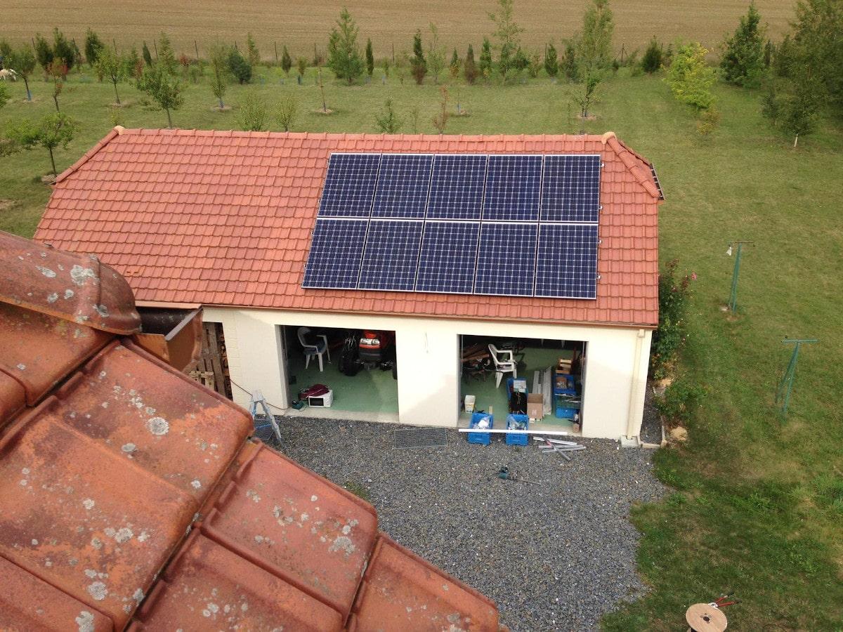 Panneau solaire Sb energy