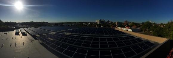 Panneau solaire Solapro