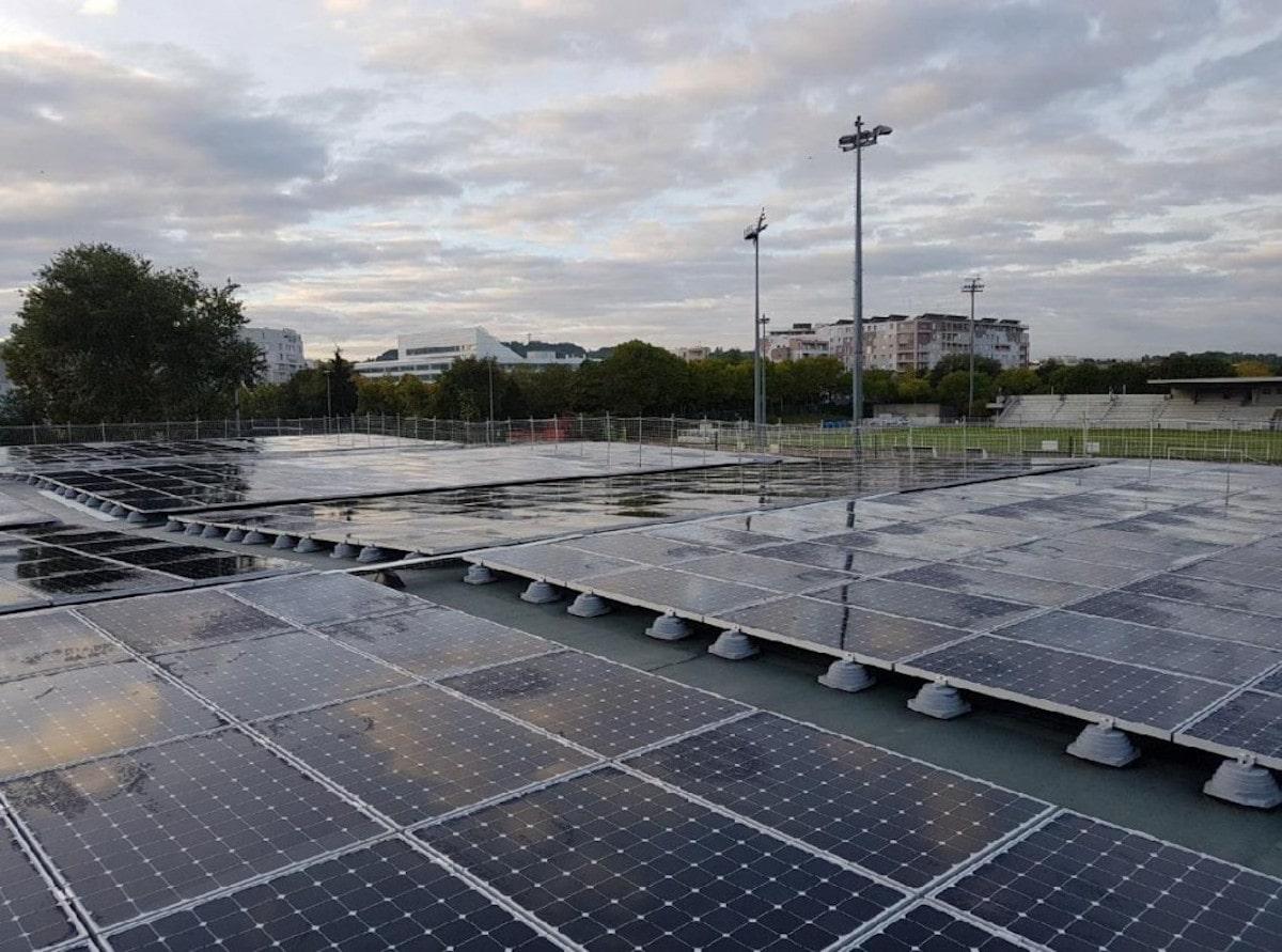 Installation Panneau solaire Sys e.n.r