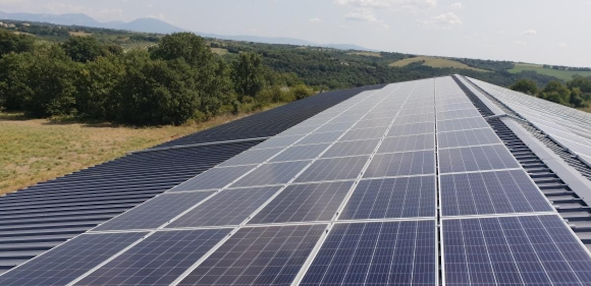 Installation panneau solaire