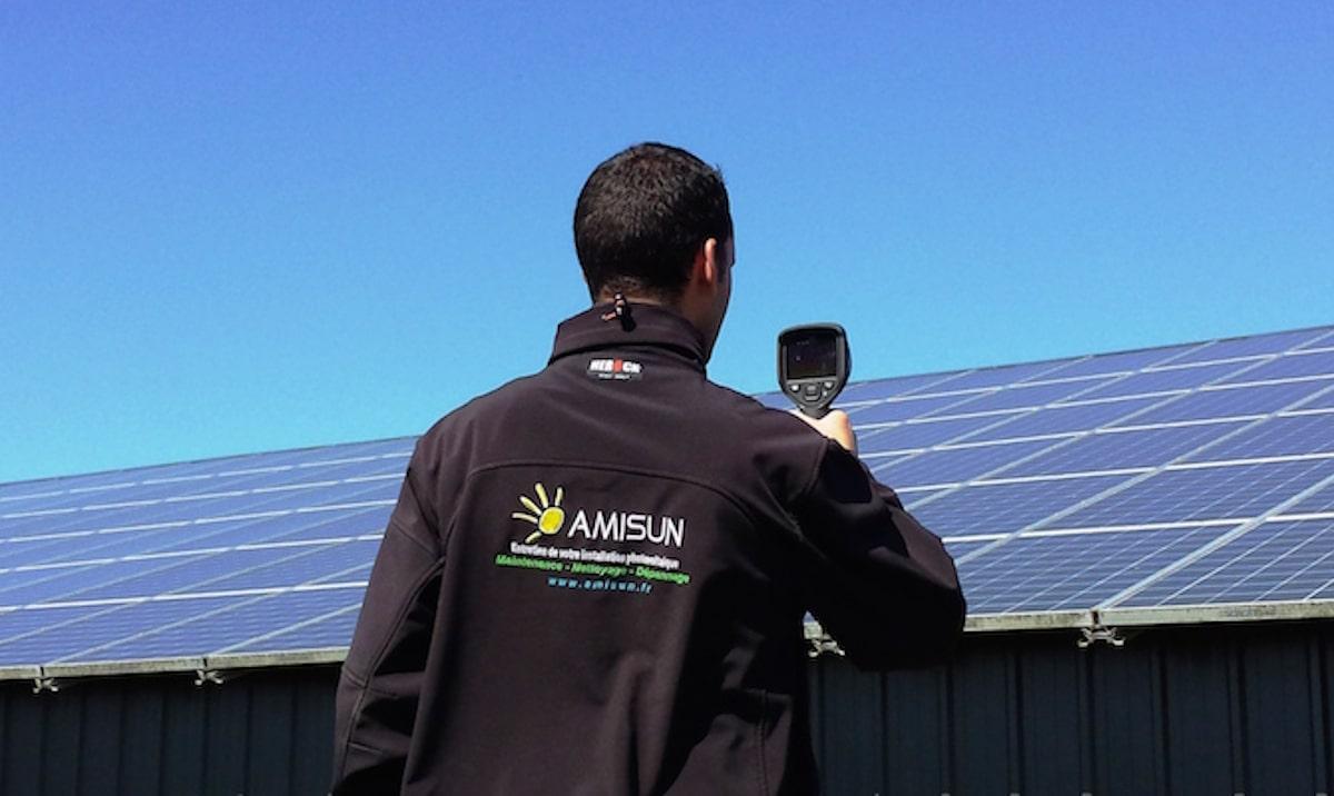 Panneau solaire Amisun