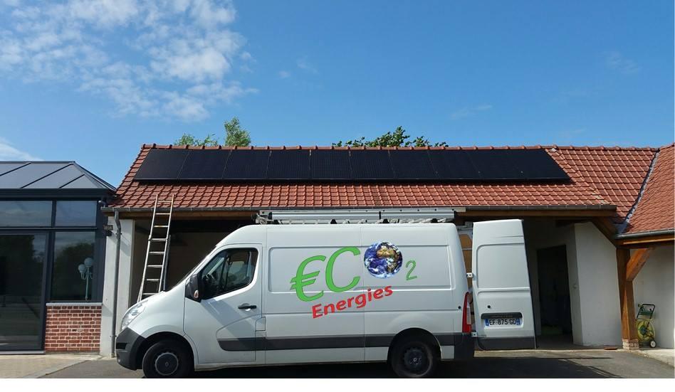 Panneau solaire eco 2 energies