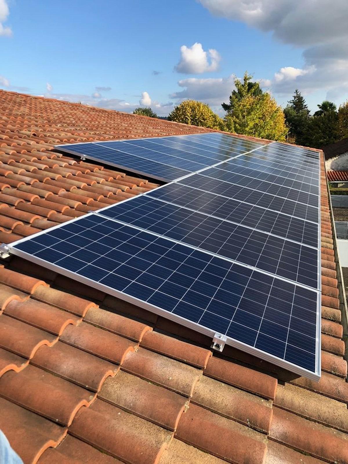 Panneau solaire Maxinergy