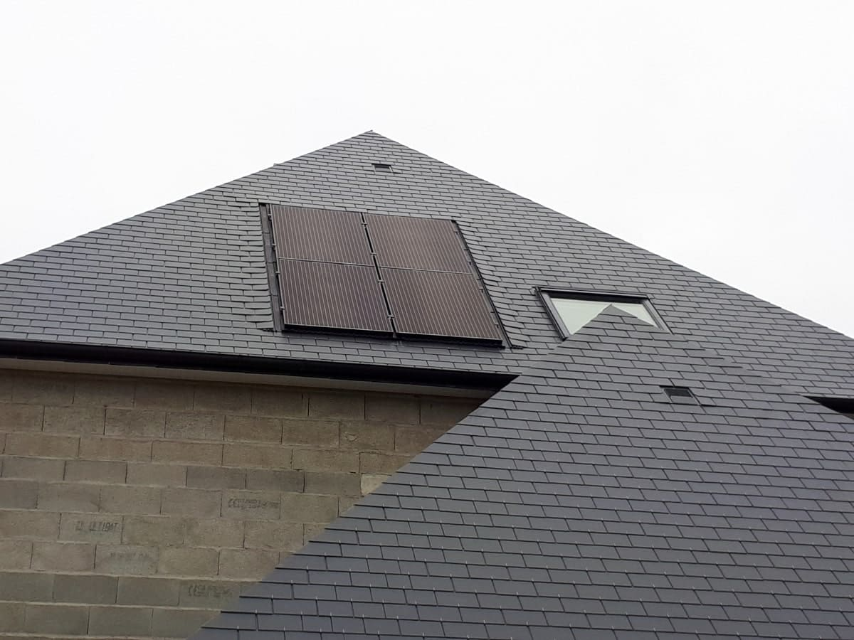 Installation Panneau solaire tesniere