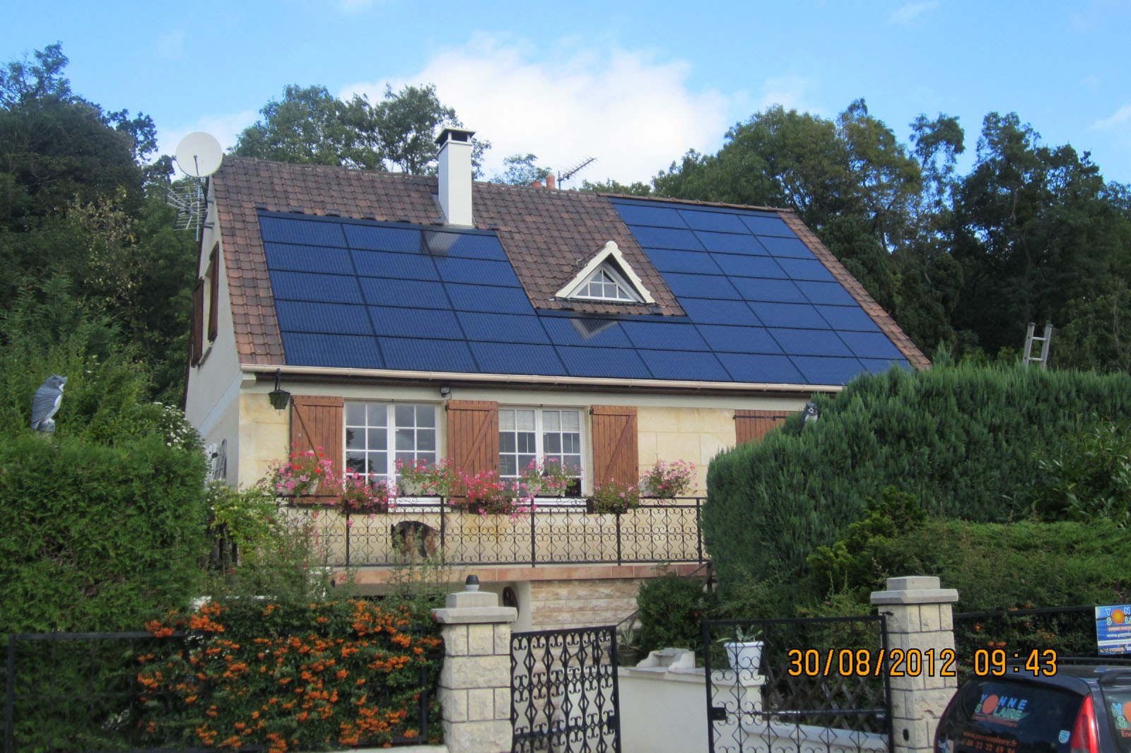 Installations Yonne Solaire