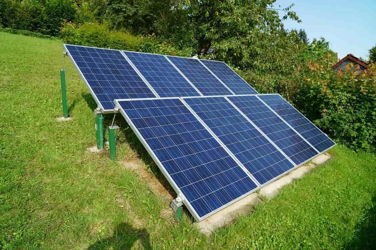 Panneaux Install Solaire
