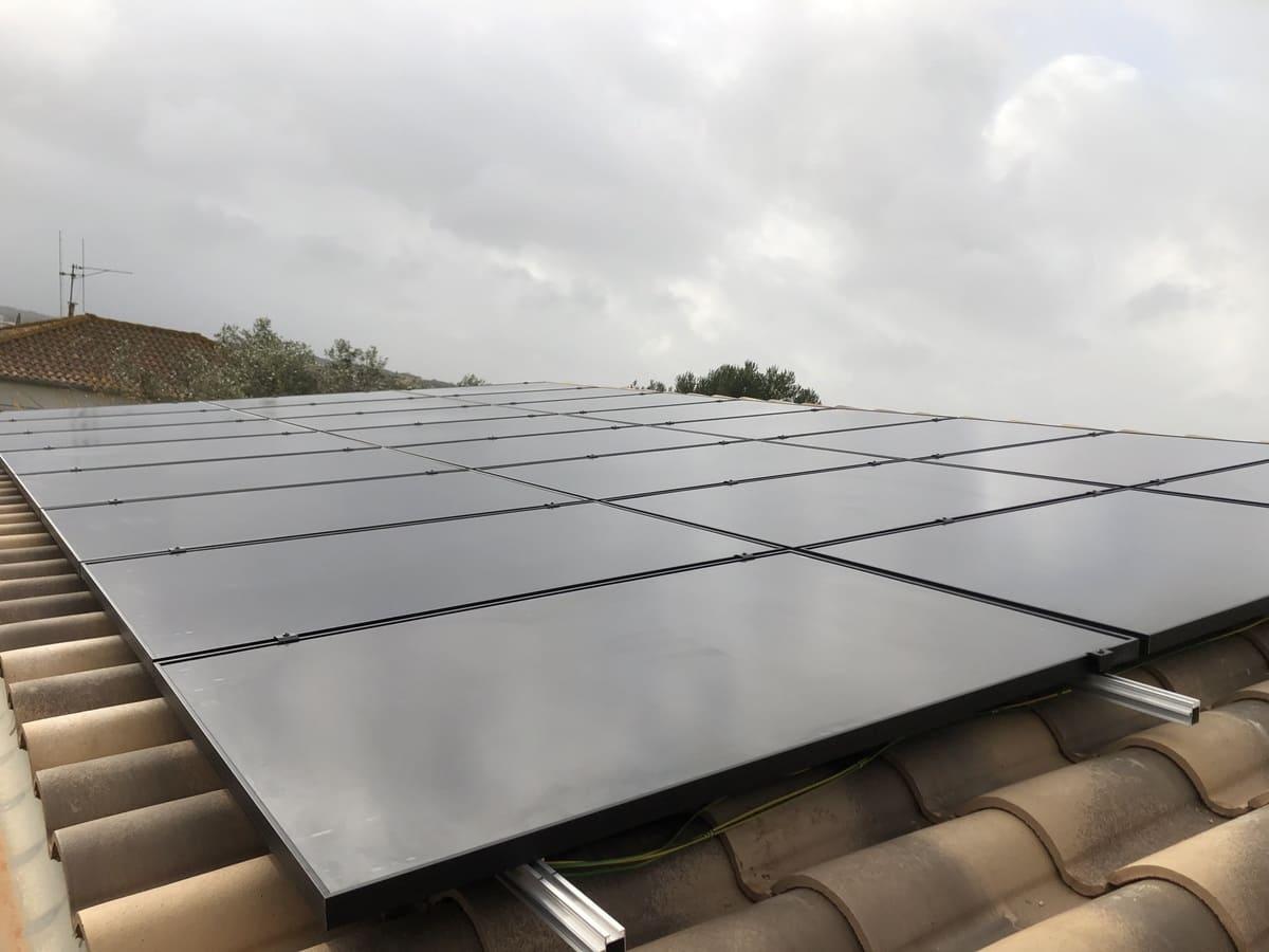 Travaux Elec photovoltaïque
