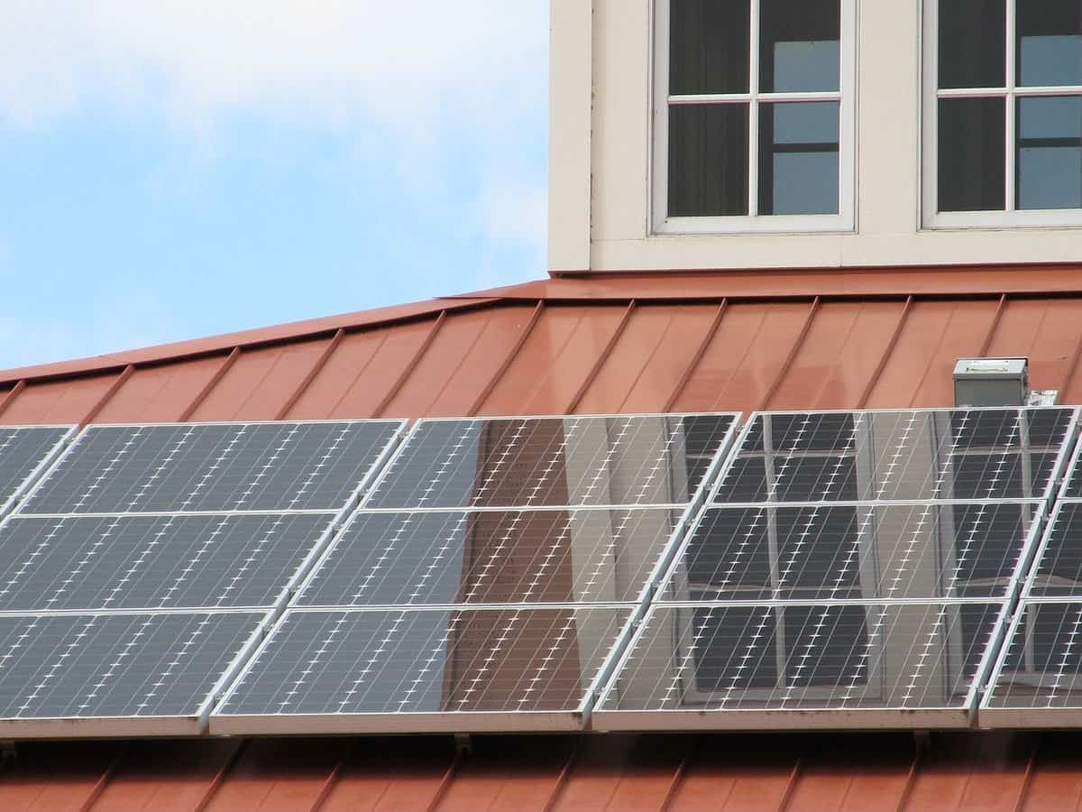 Panneaux solaires SAS Dubarry