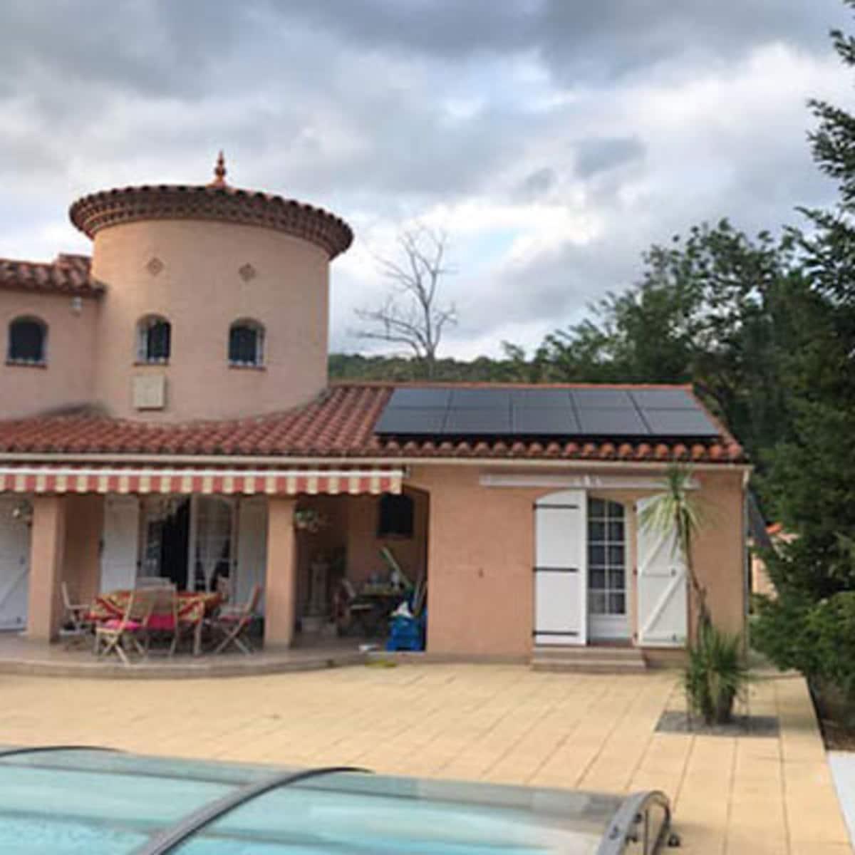 Panneaux solaires Ambiance Energie