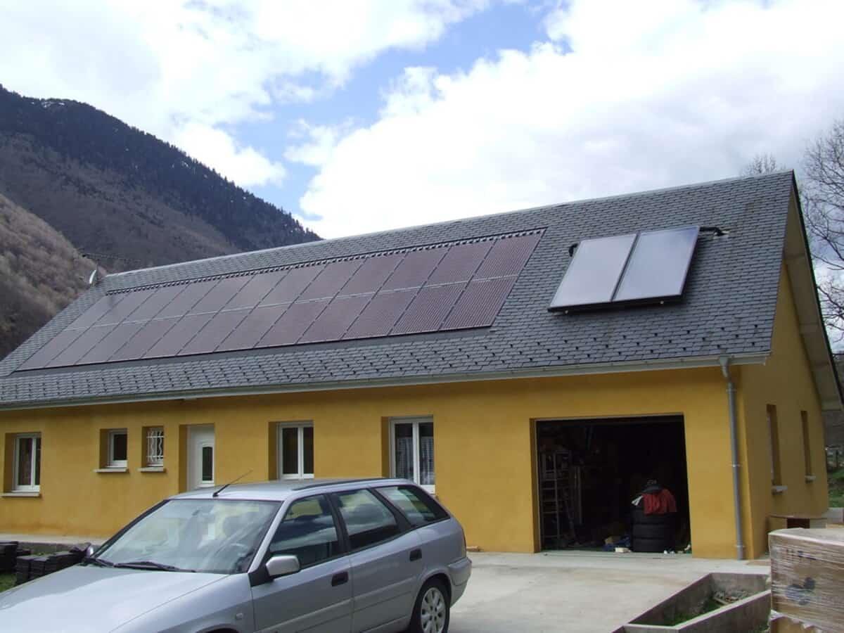 ASP panneaux solaires