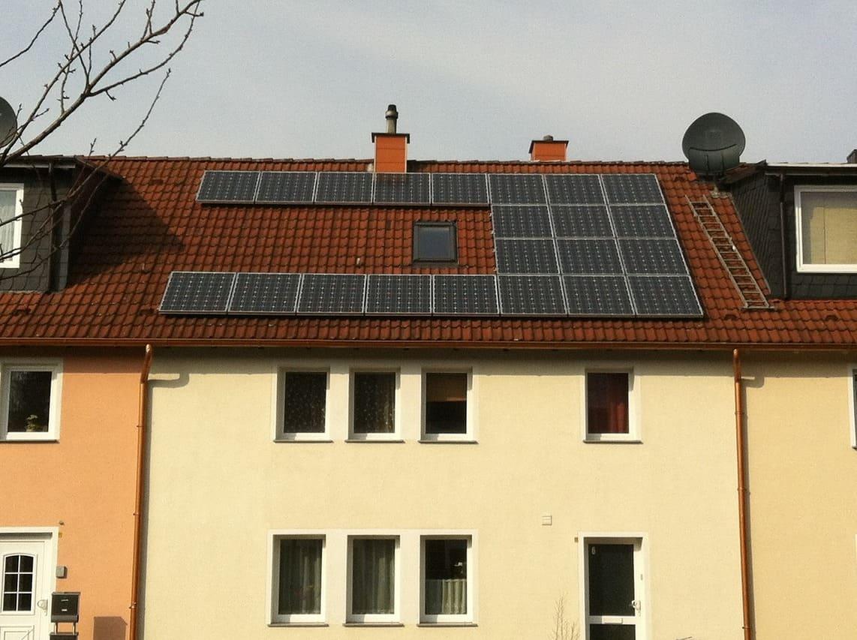 Panneaux solaires Auton'home Energies