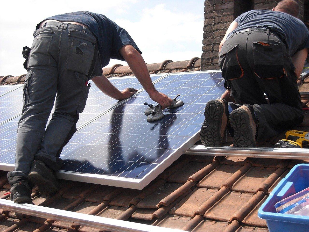 Installation solaire photovoltaïque Bonnin