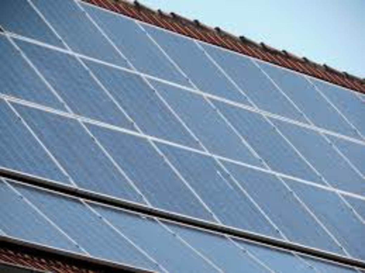 Panneaux solaires Bourg Frères