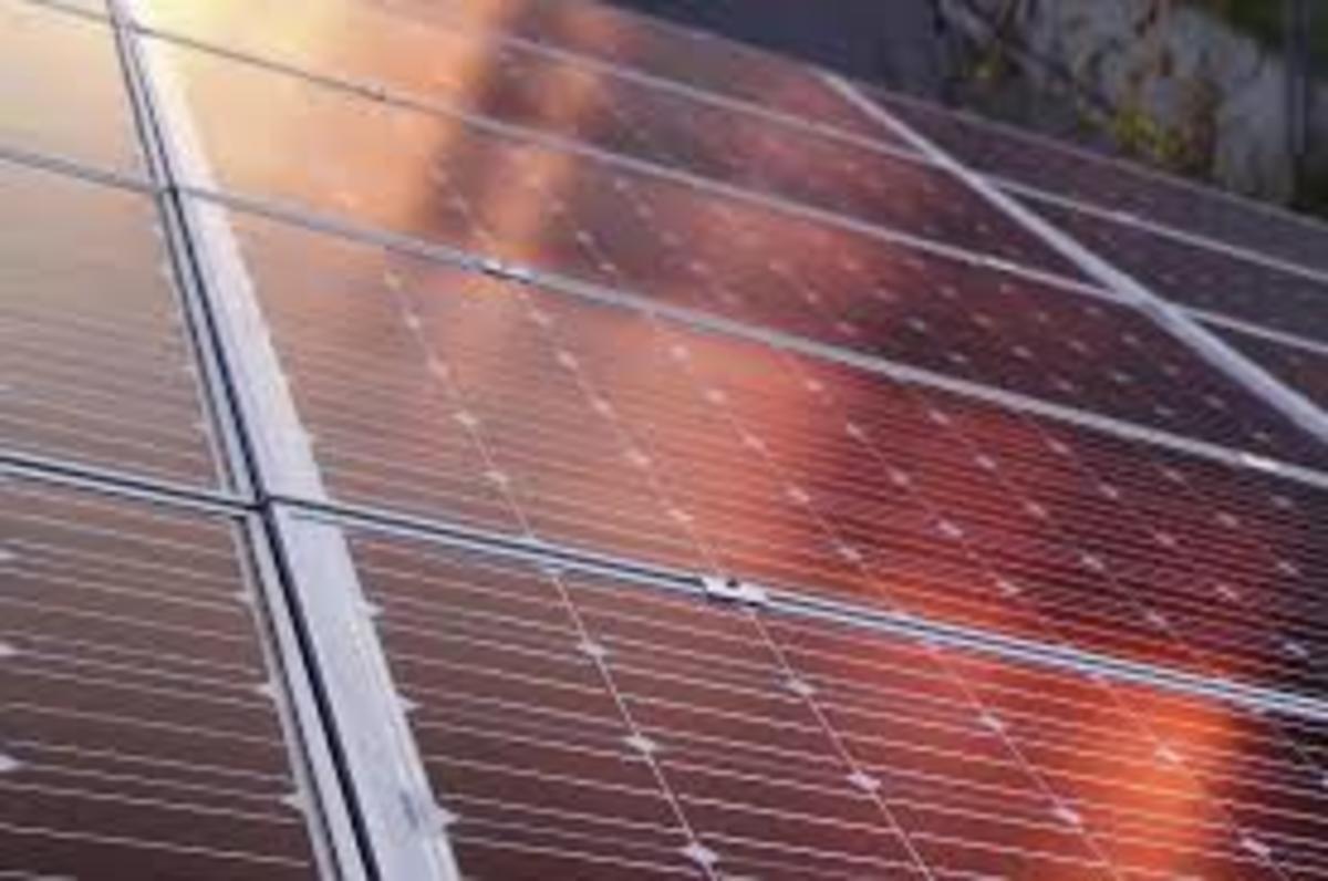 Panneaux solaires Bruno Ferrer