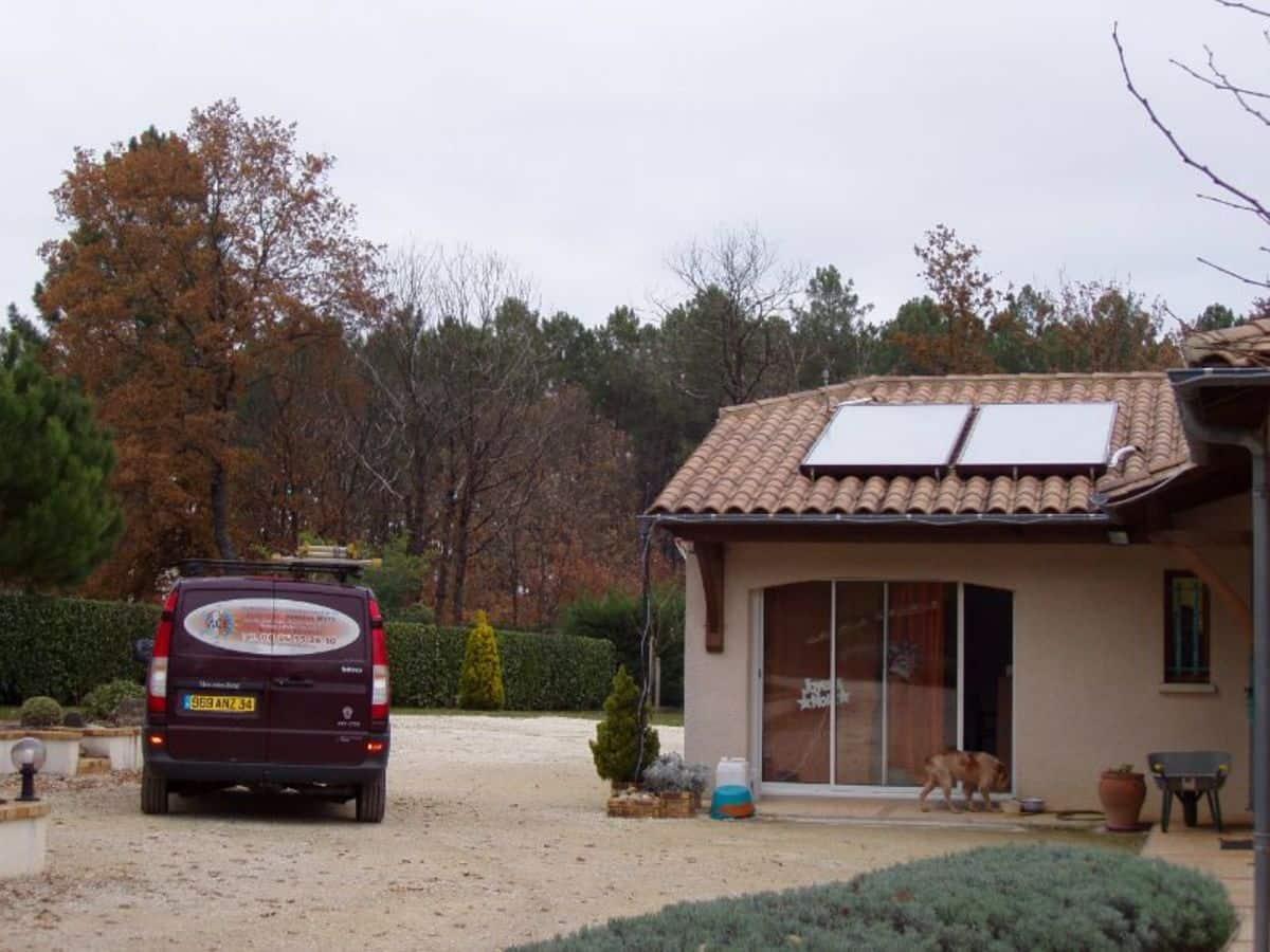 Panneaux solaires Cap ENR