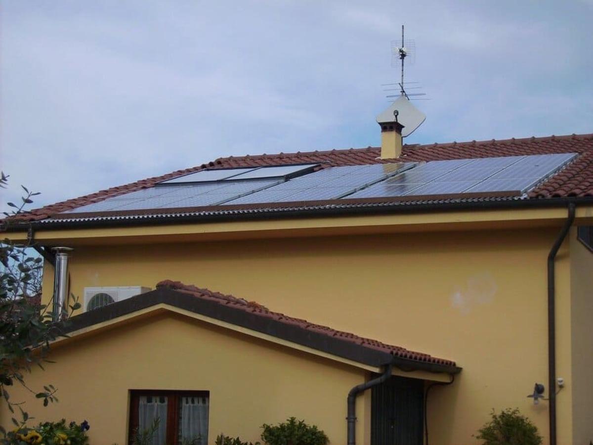 Panneaux solaires CFEN