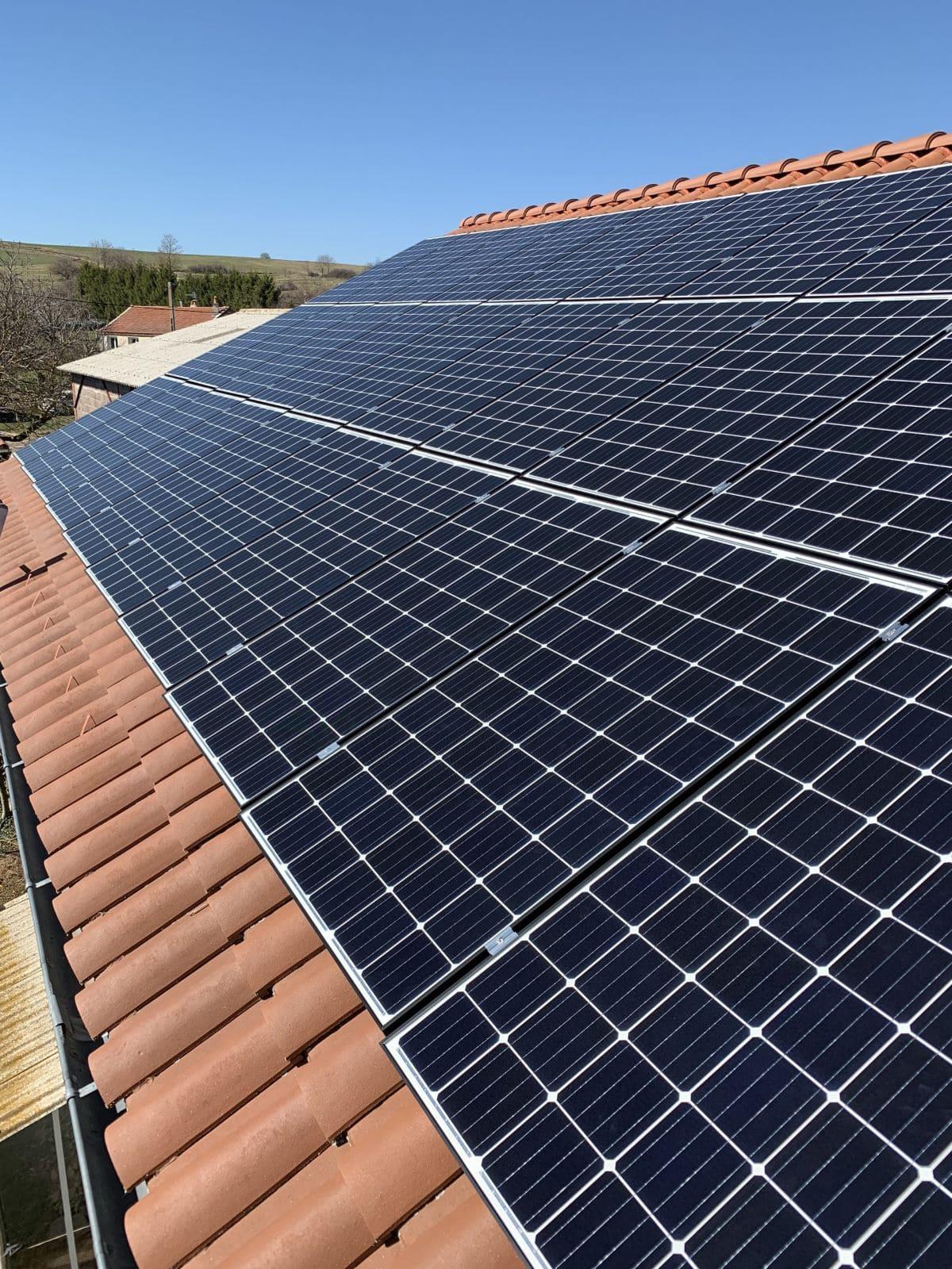 panneaux solaires Ecosun Technology