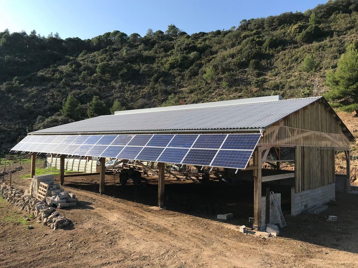 Panneaux solaires EFE66