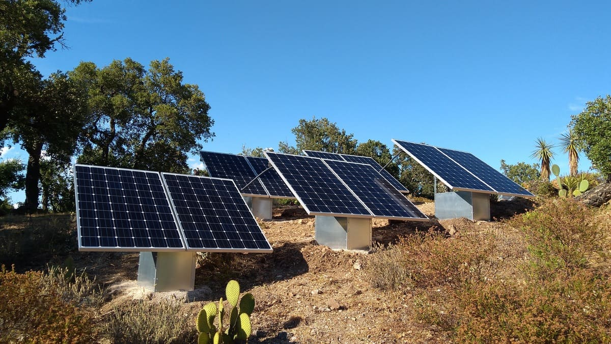 Panneaux solaires ICA3E