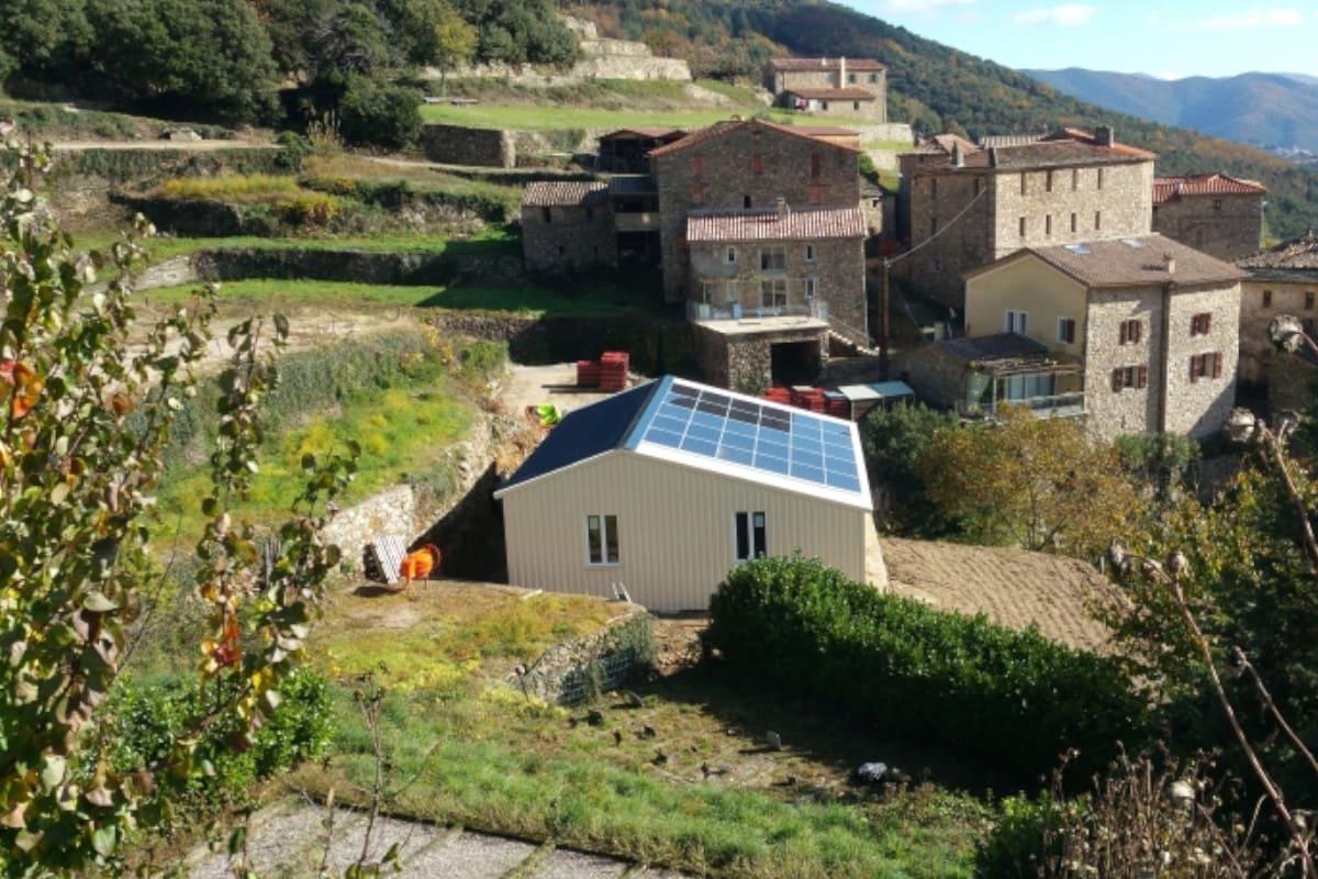 installation panneaux solaires led elec