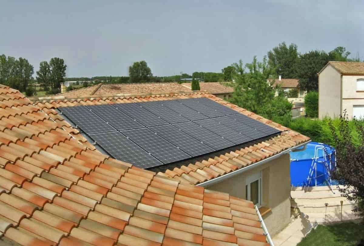 Perspectives panneaux solaires