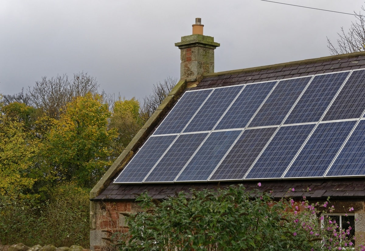 Les panneaux solaires installation solaire sur toit