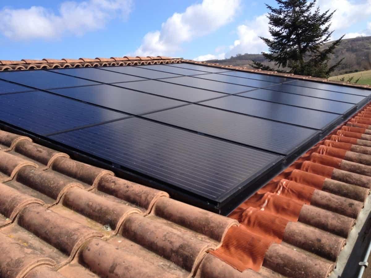 Panneaux solaires Solarize