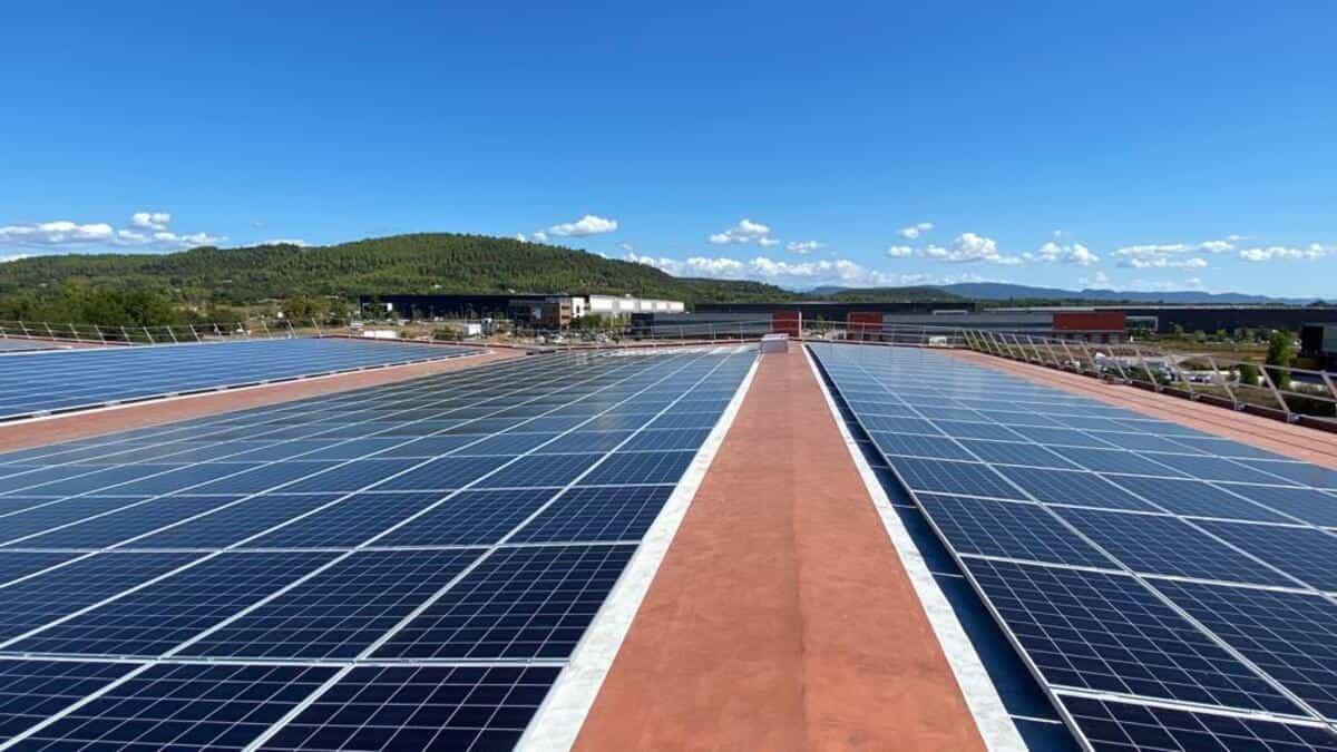 Panneaux solaires Sud Concept