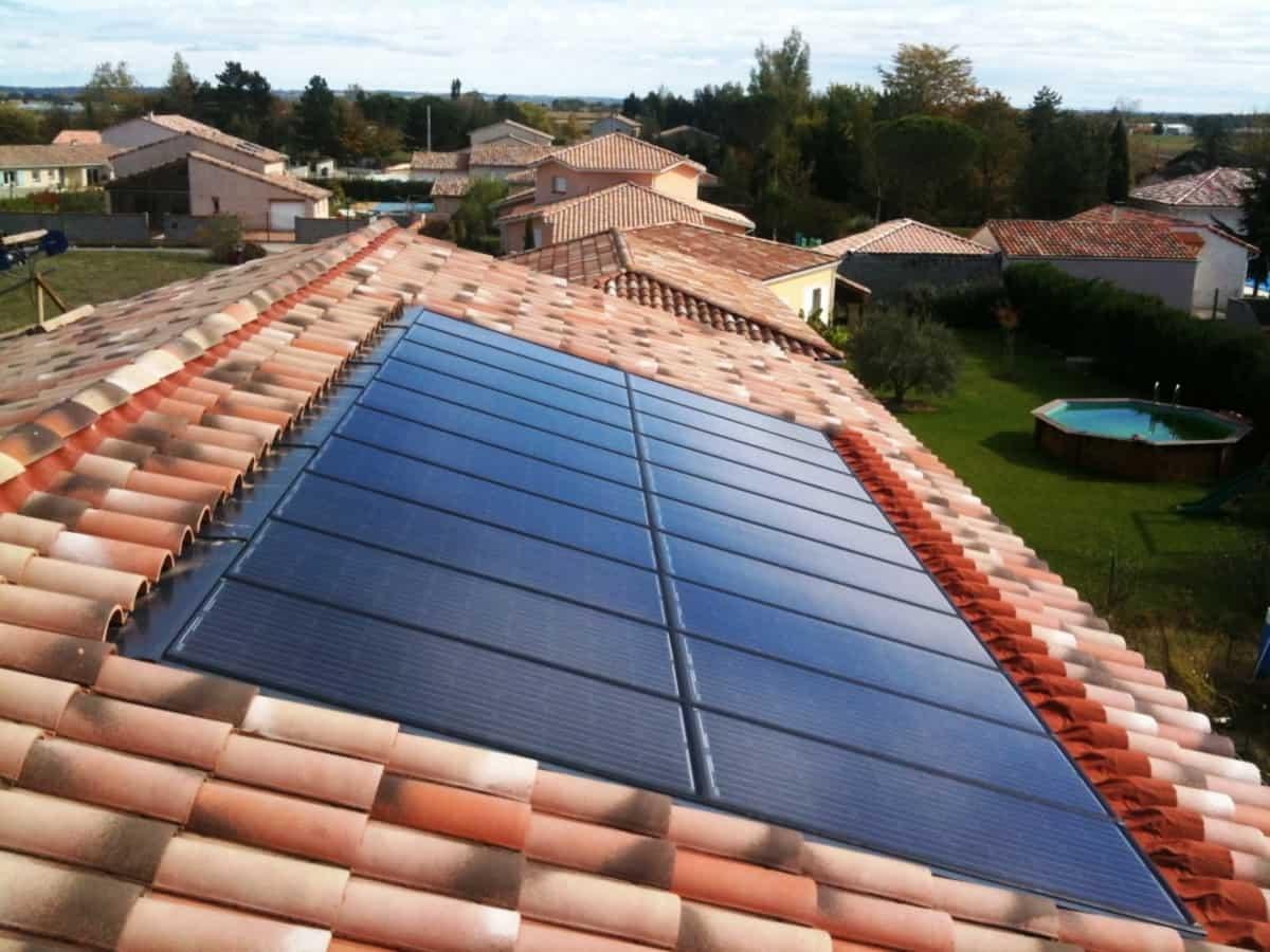 Panneaux Solarize