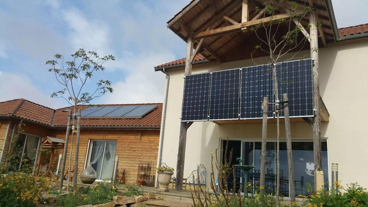 Aqua Sun photovoltaïque