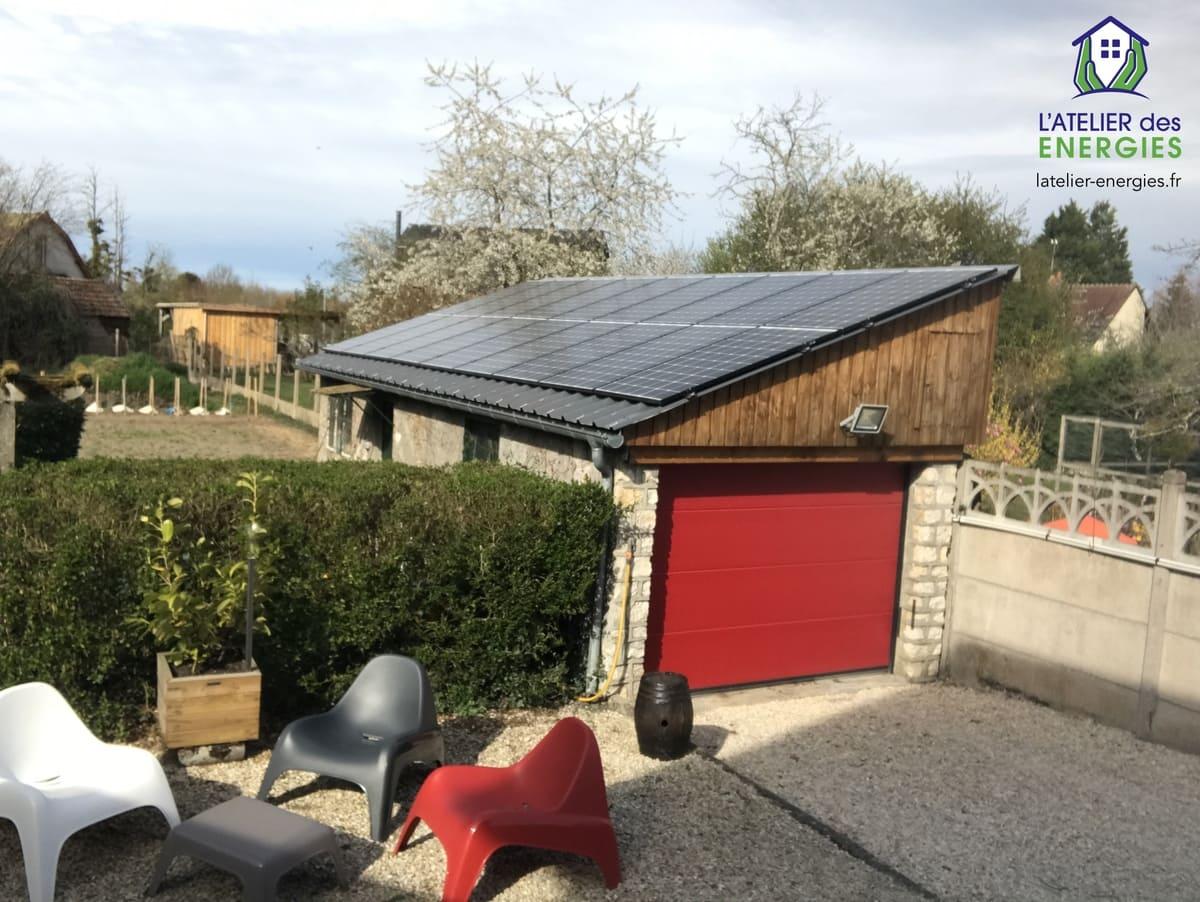 Photovoltaïques L'Atelier des énergies