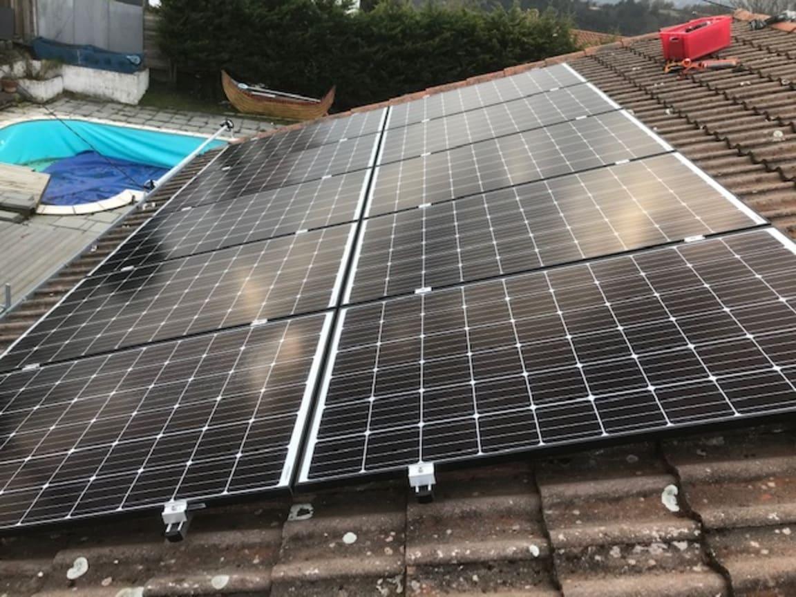 Photovoltaïque EI Castellanos