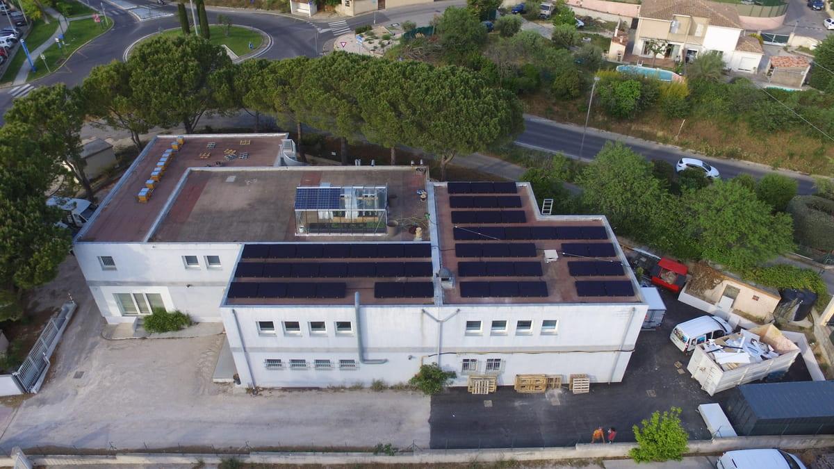 Photovoltaïque ICA3E