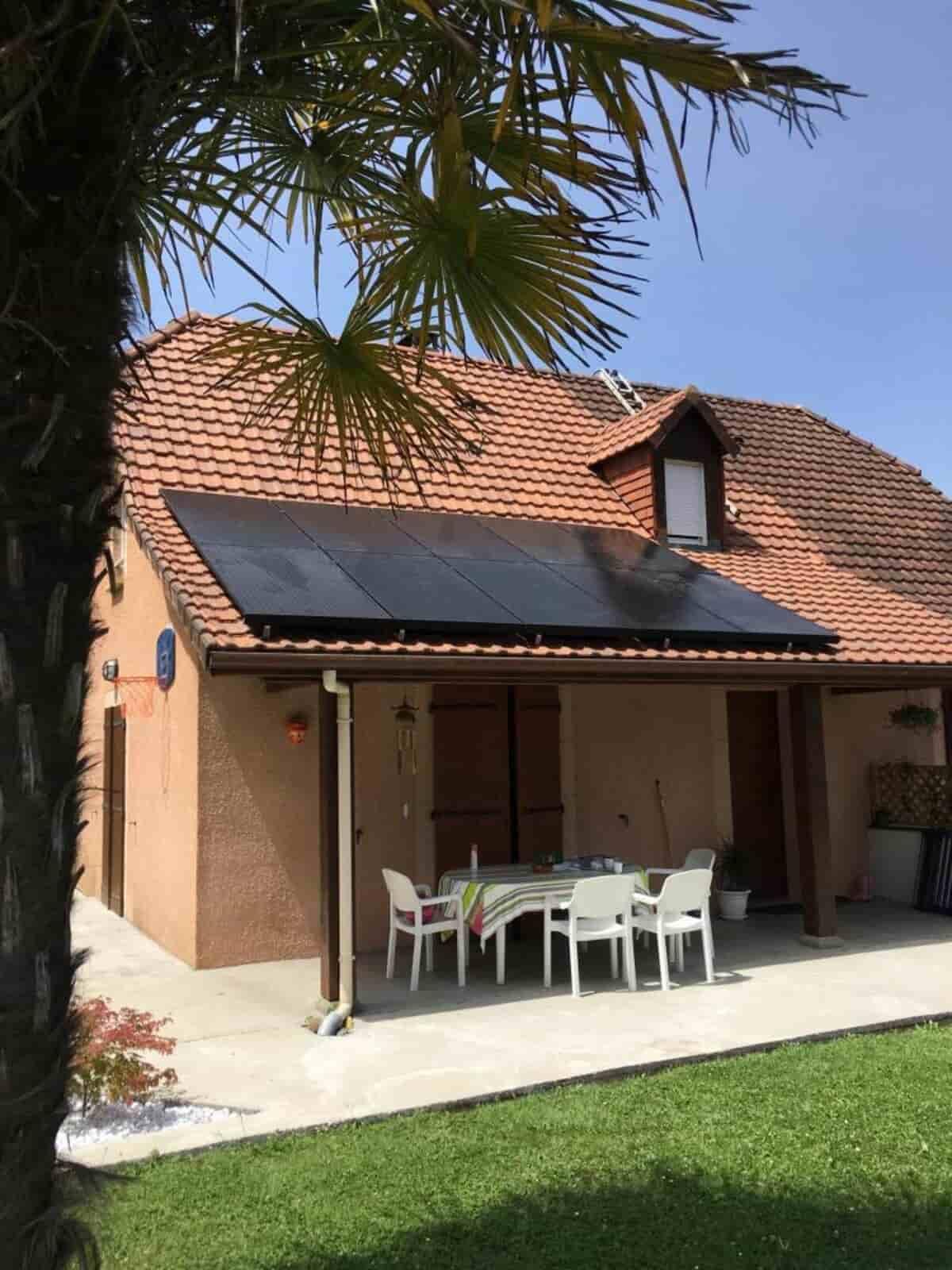 Photovoltaïque Lannes Energies 64
