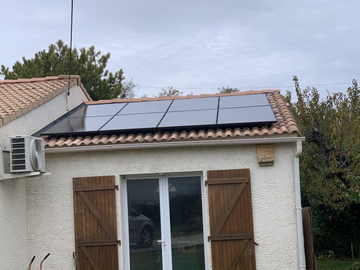 Photovoltaïque Open Domotique