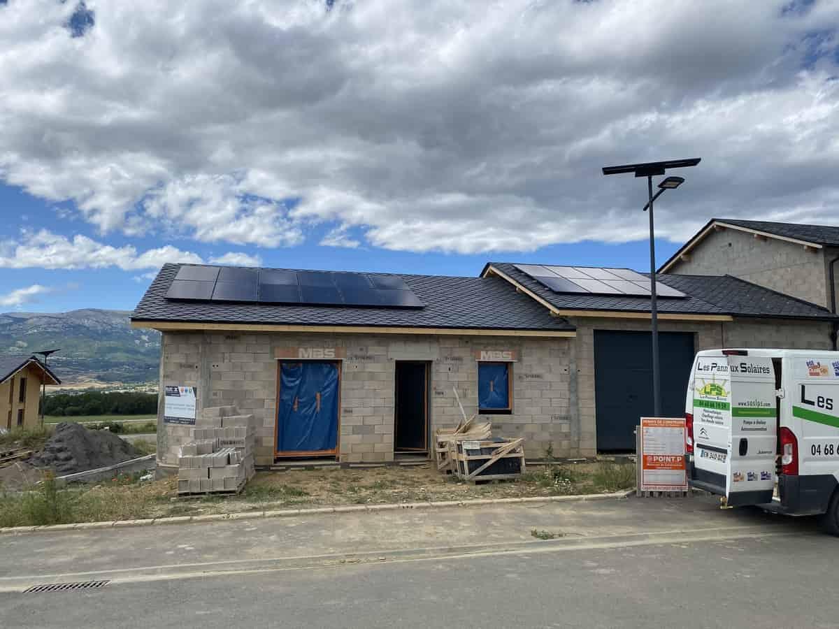Photovoltaïque SAS Les Panneaux Solaires