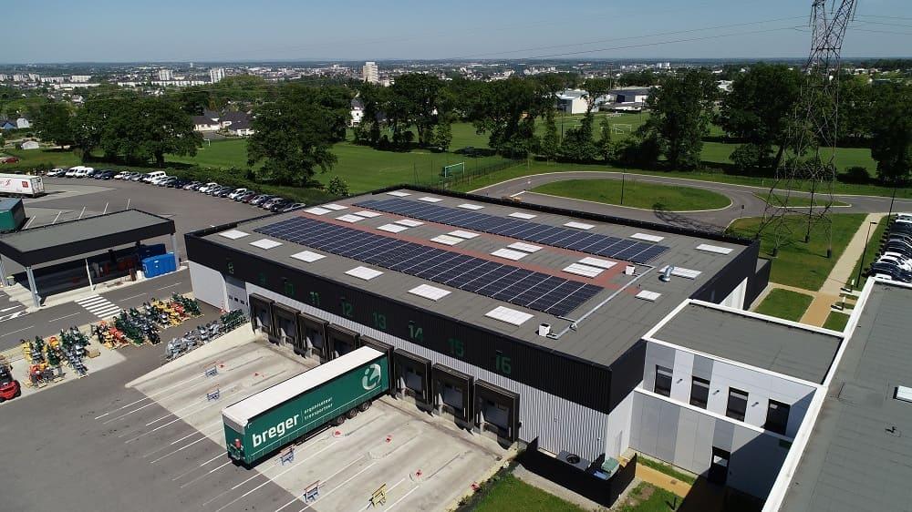 Photovoltaïque Solewa