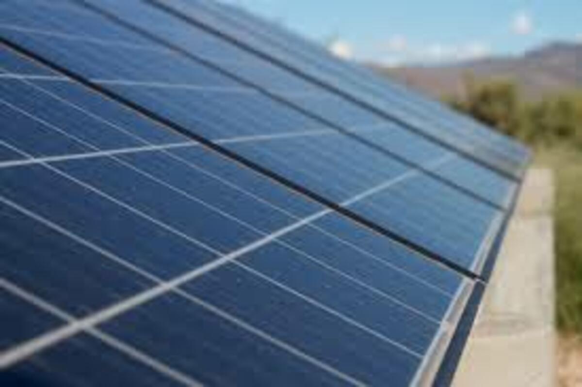 Sotranasa Televideocom photovoltaïque