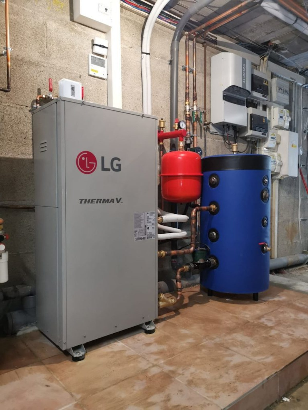 Pompe à chaleur H2REnergies